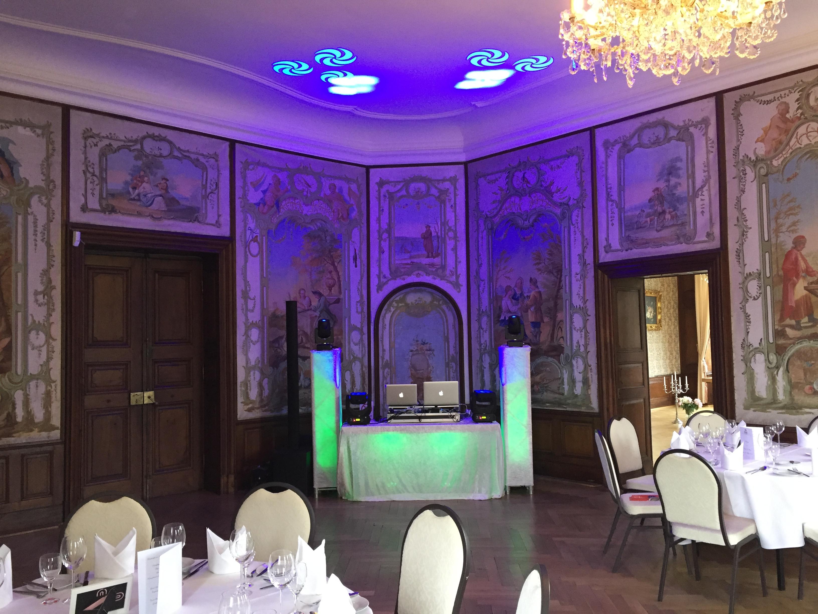 Schloss Miel - Hochzeit - 2017 05 20 - 06