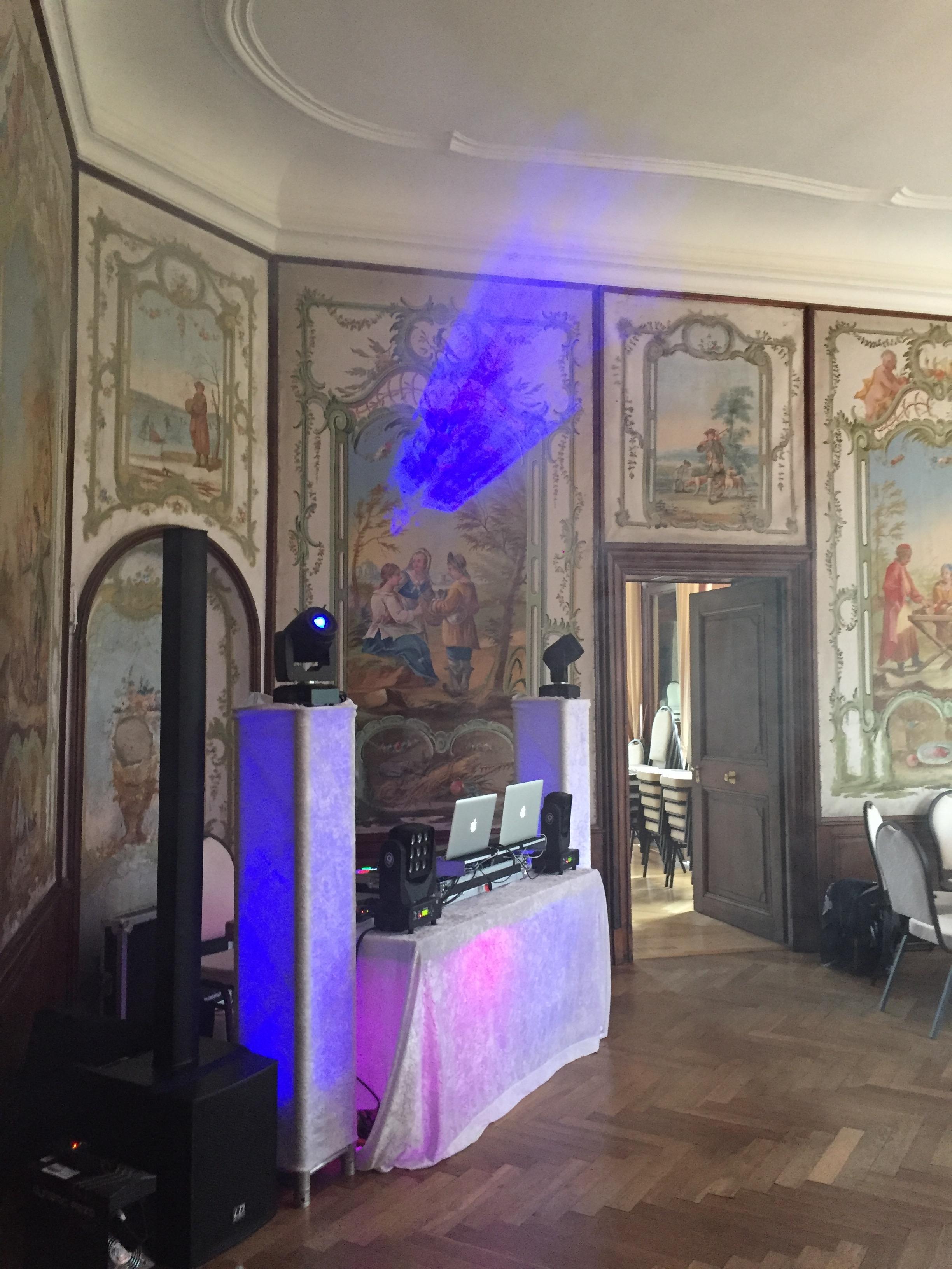Schloss Miel - Hochzeit - 2017 05 20 - 14