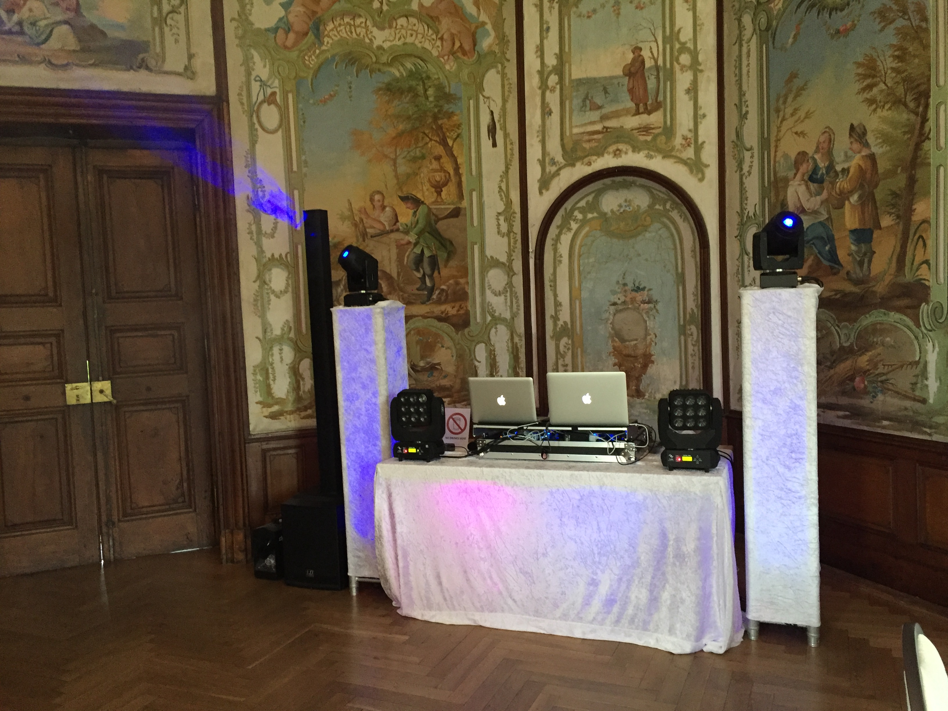 Schloss Miel - Hochzeit - 2017 05 20 - 18