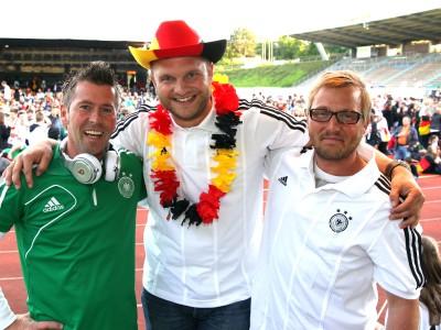 Sportpark Nord EM2012 - Dirk Volker Sven