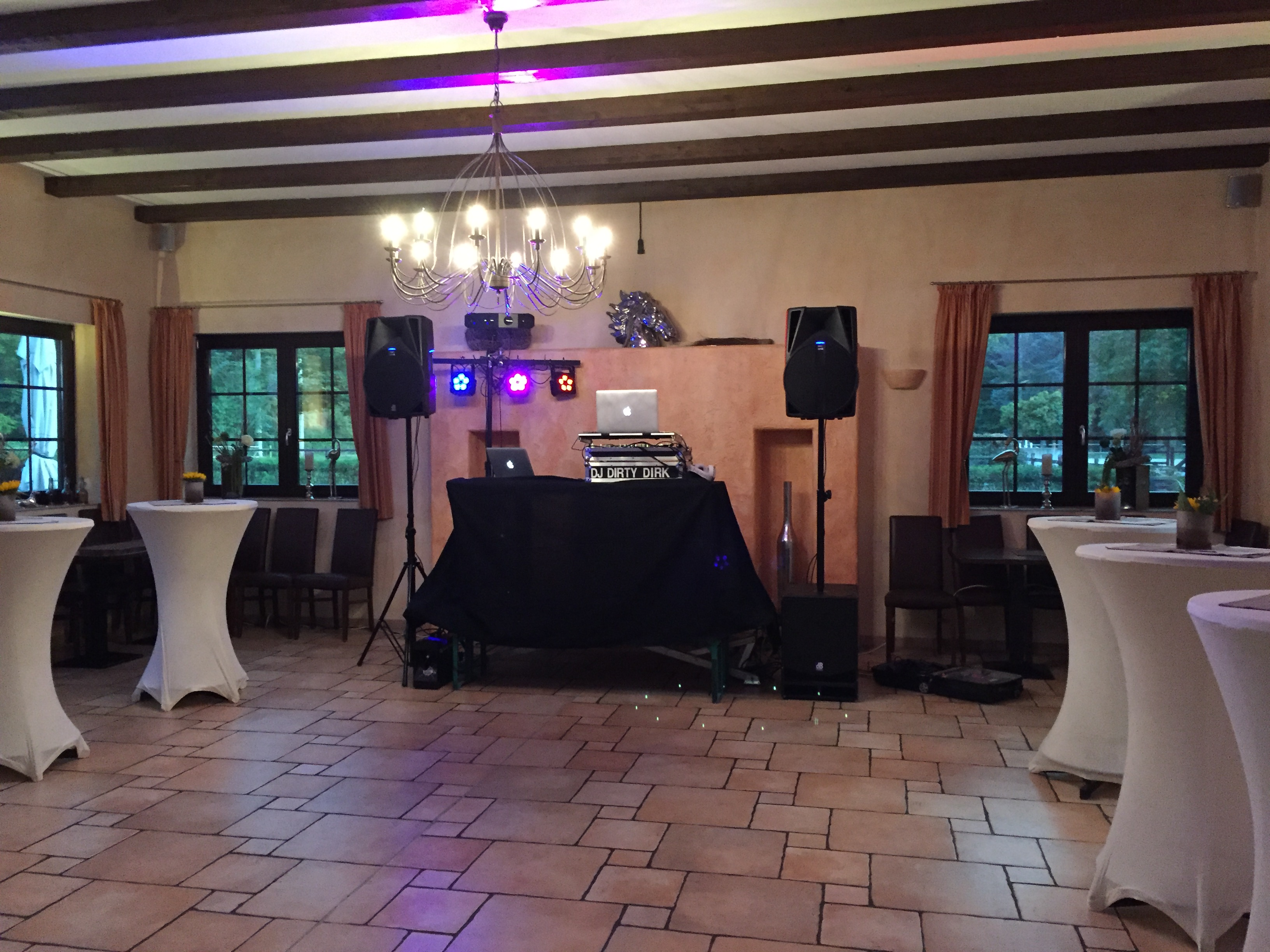 Waldschänke Im Zuschlag - Ü 50 Party - 2016 09 23 - 17