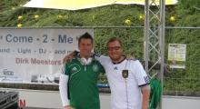 Sportpark Nord EM2012 - Dirk - Sven