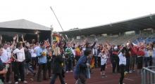 Sportpark Nord EM2012 - Fans 2